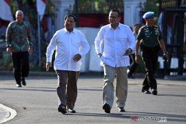Edhy Prabowo,  dari mantan prajurit jadi calon menteri Joko Widodo
