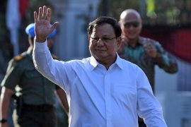 Prabowo siap bantu Presiden Jokowi di bidang pertahanan
