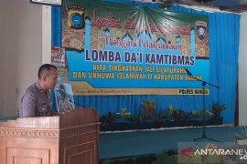 "Polres Bangka gelar lomba ""dai Kamtibmas"""