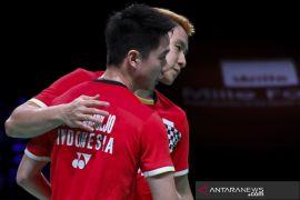 Kevin/Marcus lolos ke final French Open 2019, kedua selama Oktober