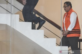 Kasus suap Bupati Indramayu, KPK periksa tujuh saksi