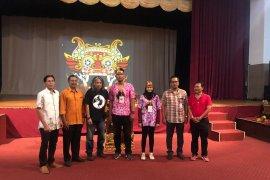 ISI Denpasar jamu peserta Jambore Fotografi  Indonesia