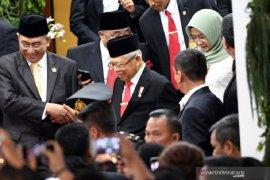 Ke Jepang, Ma'ruf Amin wakili Presiden Joko Widodo hadiri penobatan kaisar