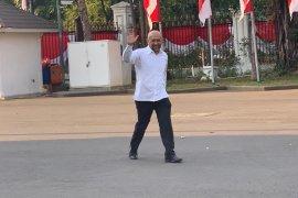 Teten Masduki juga merapat ke Istana Negara