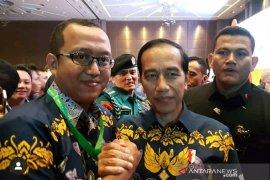 Monang Jokowi Amin harapkan peningkatan pemerataan pembangunan Tabagsel