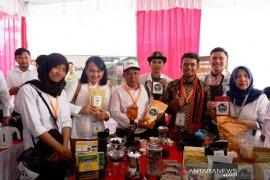 Produk kopi PWMP Polbantan Medan diperkenalkan di Pulau Jawa
