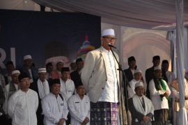 Hari Santri, Gubernur Banten ajak taati ulama untuk ciptakan kedamaian negeri