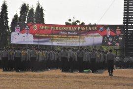 2.170 personel gabungan jaga pilkades serentak Mojokerto