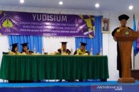 Fakultas Agama Islam Universitas Serambi Mekkah adakan yudisium