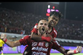 Bali United kalahkan Badak Lampung