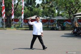 Syahrul Limpo sudah minta izin Surya Paloh untuk temui Presiden Jokowi