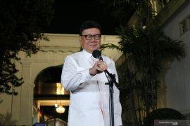 Tjahjo Kumolo kembali jadi menteri tapi enggan sebut posisi baru
