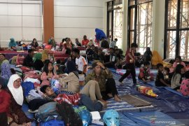 Korban bencana angin kencang di Kota Batu dipulangkan dari pengungsian