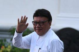 Tjahjo Kumolo, calon menteri berjuluk La Ode Lakina Kaogesana Lipu