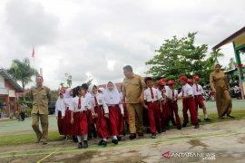 SDN 9 Sungai Raya Kalbar juara 3 nasional lomba budaya mutu