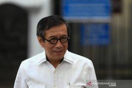 """Yasonna dipilih Jokowi untuk selesaikan """"omnibus law"""""""