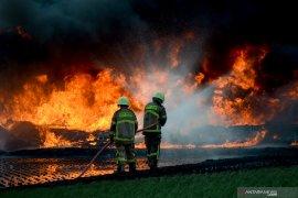 Pertamina: Pasokan BBM di Bandung aman pasca kebakaran pipa