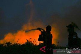 Lima orang nyaris jadi korban dalam kebakaran di Kebon Jeruk