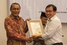 Disnakertrans Kabupaten Serang Raih SNI ISO 9001:2015