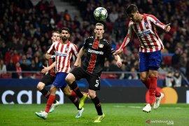 Gol Morata bawa Atletico kalahkan Bayer Leverkusen