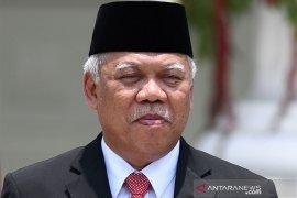 Menteri PUPR: Perintah Presiden nomor satu jangan korupsi