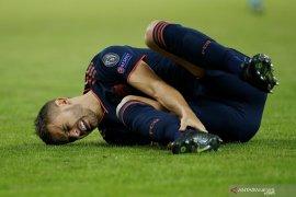 Alami sobek lutut, Bek Bayern Munchen Lucas Hernandez terancam absen panjang