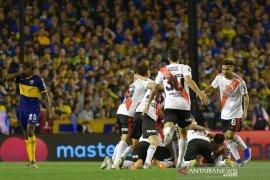 River Plate ke final Copa Libertadores dua musim beruntun