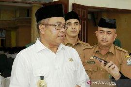 Lantik Prabowo, Bupati Aceh Barat sebut Presiden Jokowi negarawan sejati