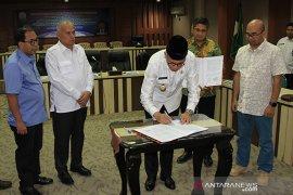 Pemprov Aceh sepakati penyaluran CSR dengan pelaku  usaha