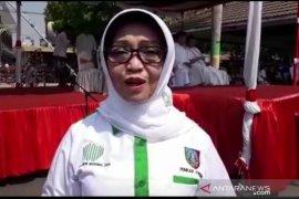 Bupati Jombang Mundjidah Wahab ajak kawal pembangunan pascapelantikan presiden