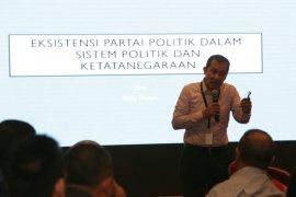 KPK dalami korupsi partai politik