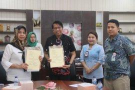 Pemkab Gorontalo-BPJS kerja sama pengalihan kepesertaan aparatur desa