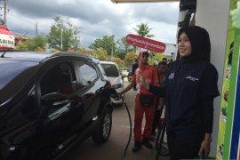 Pertamina kampanye malu beli premium bagi pengguna mobil mewah di  Aceh