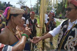 Tokoh muda Dayak Kapuas Hulu ajak lestarikan budaya leluhur