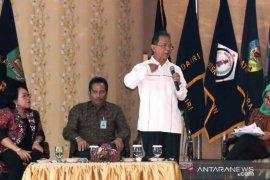 Dihadapan kepala daerah di Sumut, Bupati Tapsel berbagi strategi pertahankan WTP hingga lima kali berturut