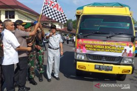 Polda Babel kirim bantuan ke Maluku dan Papua