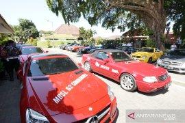 Giliran komunitas Mercedes-Benz berkunjung ke destinasi wisata Banyuwangi