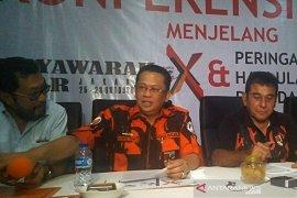 Pemuda Pancasila akan bersikap tegas jika ada yang ganggu Presiden Jokowi
