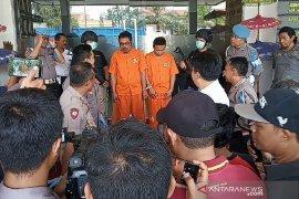 Pencurian truk pengangkut gula diungkap Polresta Tasikmalaya