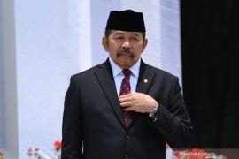 Jaksa Agung Burhanuddin janji tuntaskan kasus korupsi terbengkalai