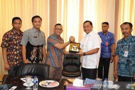 Peserta didik Sespimmen Polri adakan KKL di Kabupaten Buleleng
