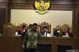 Terkait gratifikasi, politikus Partai Golkar Bowo Sidik dituntut 7 tahun penjara