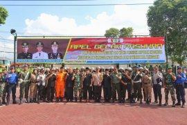 Warga Trenggalek apresiasi kinerja Polri-TNI jaga keamanan
