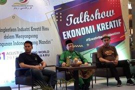 Gubernur Riau akan bangun Gedung Pusat Promosi Ekonomi Kreatif