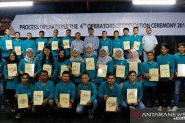 Tingkatkan kapabilitas karyawan lokal,  Tambang Emas Martabe gelar penganugerahan sertifikasi keahlian ke-4