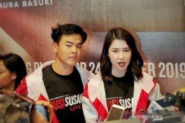 Laura Basuki merasa terhormat perankan sosok atlet bulu tangkis Susy Susanti