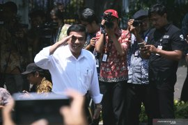 Ditunjuk jadi Menag, ini harapan Jokowi kepada Fachrul Razi