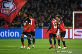 Liga Champions, Gol injury time Lille batalkan kemenangan Valencia