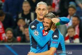 Napoli jaga puncak Grup E usai atasi Salzburg