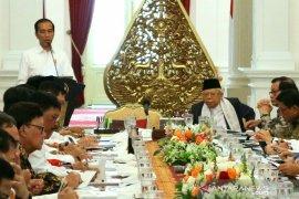 Sidang kabinet perdana, Presiden arahkan kerja menteri